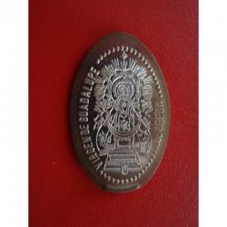 Esp - Ubeda - Virgen de Guadalupe - cuivre