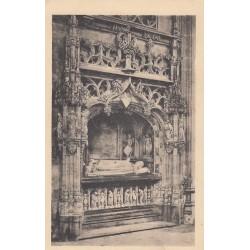 Carte postale - Eglise de Brou - Tombeau de Marguerite de Bourbon