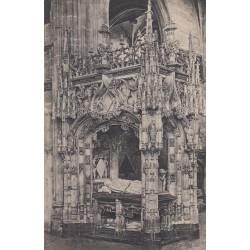 Carte postale - Eglise de Brou - Mausolée de Marguerite