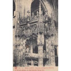Carte postale - Eglise de Brou - Mausolée de Marguerite d'Autriche