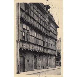 Carte postale - Bourg en Bresse - Maison du XVeme siecle