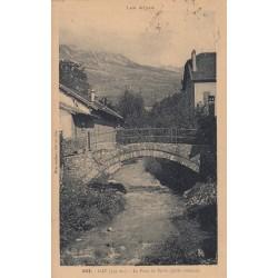 Carte postale - Gap - Le pont de Burle