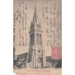 Carte postale - Gap - Le clocher de la cathédrale