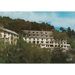 Carte postale - Briançon - Les terrasses