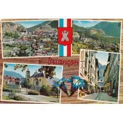Carte postale - Briançon - Vue générale