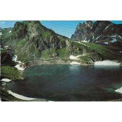 Carte postale - Le lac du grand ban au col des rochilles