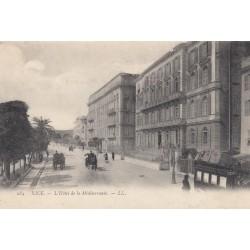 Carte postale - Nice - L'hotel de la Méditerranée