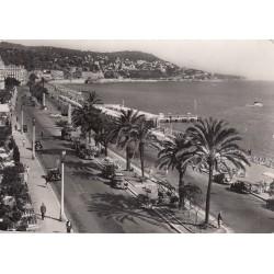 Carte postale - Nice - Le mont Boron - La promenade