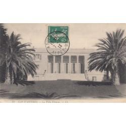 Carte postale - Cap d'Antibes - La villa Eilenroc