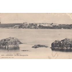 Carte postale - Île Ste Marguerite