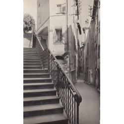 Carte postale - Grasse - Dans les rues tortueuses de la vieille ville