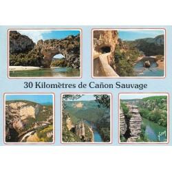 Carte postale - En Ardèche