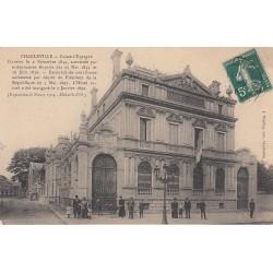 Carte postale - Charleville - Caisse d'épargne