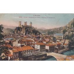 Carte postale - L'Ariège - Foix