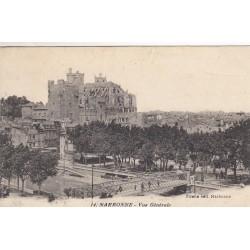 Carte postale - Narbonne - Vue générale