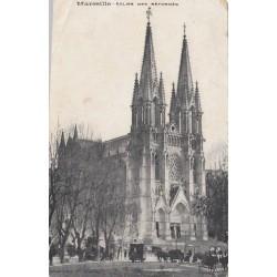 Carte postale - Marseille - Eglise des réformés