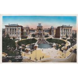 Carte postale - Marseille - Le palais Longchamp