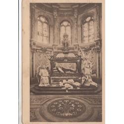 Carte postale - Lisieux Chapelle et chasse de Ste Thérèse de l'Enfant Jésus