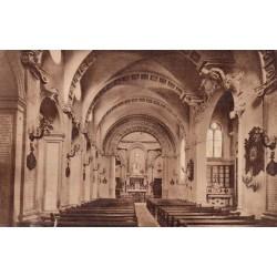 Carte postale - Lisieux - La chapelle des carmélites