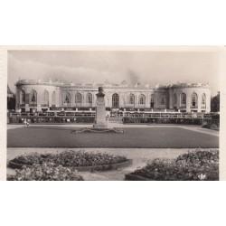 Carte postale - Dauveille - Plage fleurie - Le casino