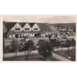 Carte postale - Trouville - Dauville - La gare