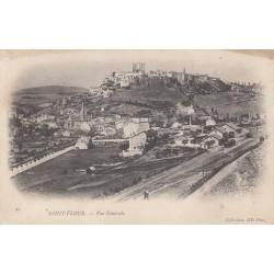 Carte postale - Saint Flour - Vue générale