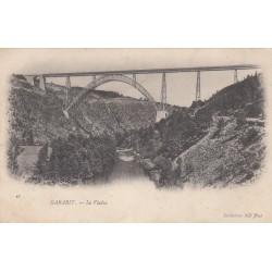 Carte postale - Garabit - Le viaduc