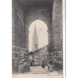 Carte postale - Confolens - Porte de ville