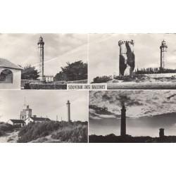 Carte postale - Île de Ré- Phare des baleines