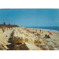 Carte postale - La Palmyre - La plage du Clapet