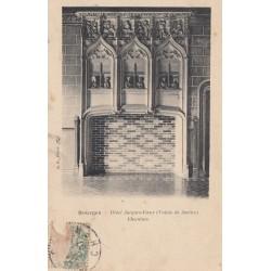 Carte postale - Bourges - Hôtel Jacques Coeur