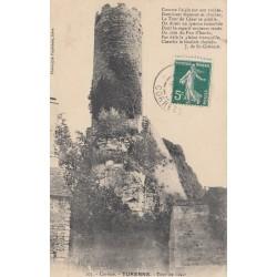 Carte postale - Turenne - Tour César