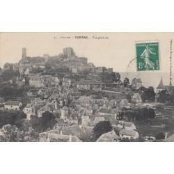 Carte postale - Turenne - Vue générale