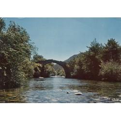 Carte postale - Pont génois du XIIIeme siecle aux environs de Sartene