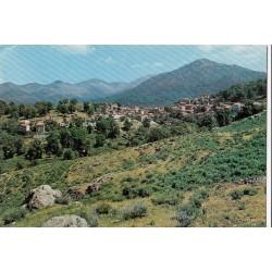 Carte postale - Aullène - Vue générale