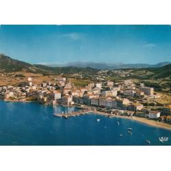 Carte postale - Propriano - Le port de plaisance et la ville