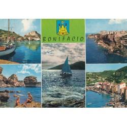 Carte postale - Bonifacio