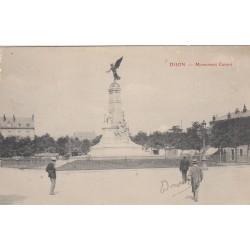 Carte postale - Dijon - Monument Carnot