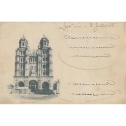 Carte postale - Dijon - Eglise St Michel