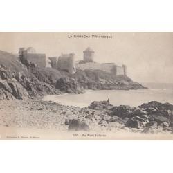 Carte postale - Bretagne pittoresque - Le Fort Lalatte