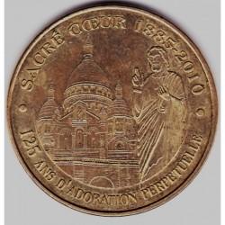 75018 - Sacré-coeur - 125 ans d'Adoration Perpetuelle - 2009