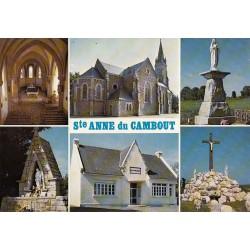 Carte postale - Ste Anne du Cambout