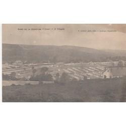 Carte postale - Camp de la Cortine - 2eme brigade