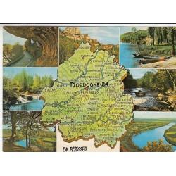 Carte postale - Dordogne-24
