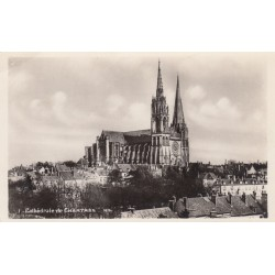 Carte postale - Cathédrale de Chartes
