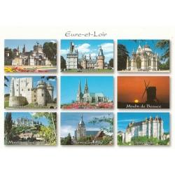 Carte postale - Eure et Loir