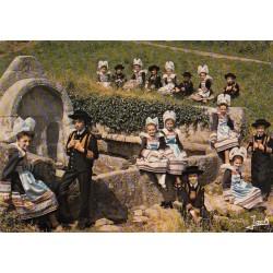 Carte postale - Pont-Aven - Riec sur Belon - Nevez
