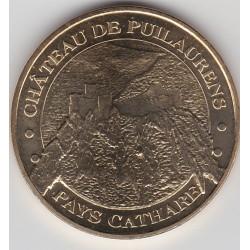 11 - Pays Cathare - Château de Puilaurens - 2009