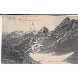 Carte postale - Port de Venasque et pic de la Mine