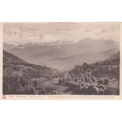 Carte postale - Luchon - Vallée d'Oueil